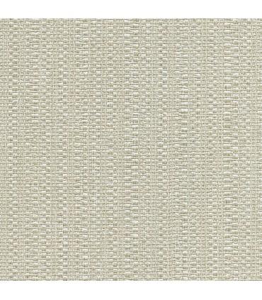 2807-8038 - Warner Grasscloth Resource Wallpaper-Biwa Vertical Texture