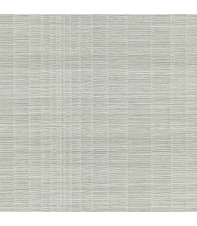 2807-8008 - Warner Grasscloth Resource Wallpaper-Pembrooke Stripe