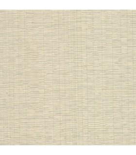 2807-87957 - Warner Grasscloth Resource Wallpaper-Pembrooke Stripe