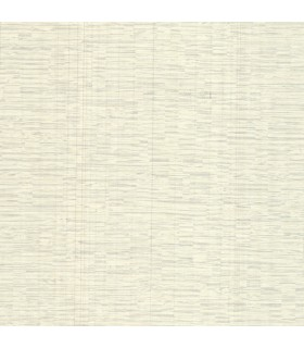 2807-87985 - Warner Grasscloth Resource Wallpaper-Pembrooke Stripe