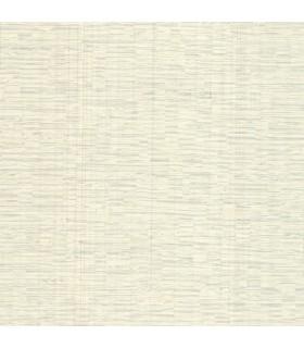 2807-87985 - Warner Grasscloth Resource Wallpaper-Pembrooke Stripe