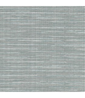 2807-8017 - Warner Grasscloth Resource Wallpaper-Bay Ridge Linen Texture
