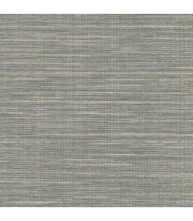 2807-8016 - Warner Grasscloth Resource Wallpaper-Bay Ridge Linen Texture