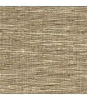 2807-8014 - Warner Grasscloth Resource Wallpaper-Bay Ridge Linen Texture