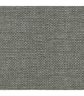 2807-8030 - Warner Grasscloth Resource Wallpaper-Bohemian Bling Weave
