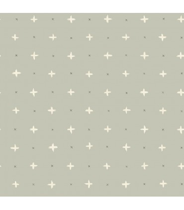 MK1103 - Magnolia Home Artful Prints and Patterns Wallpaper-Cross Stitch