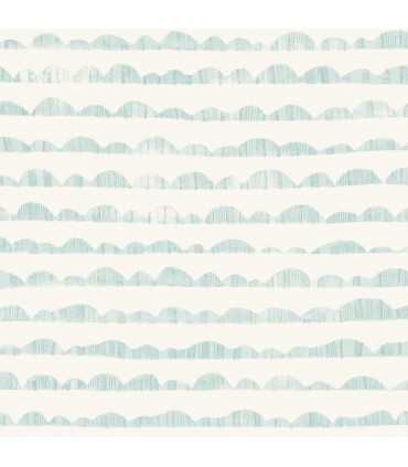 MK1141 - Magnolia Home Artful Prints and Patterns Wallpaper-Hill and Horizon