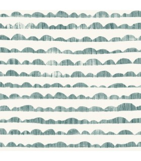 MK1143 - Magnolia Home Artful Prints and Patterns Wallpaper-Hill and Horizon
