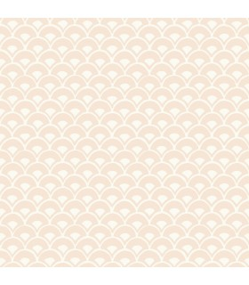 MK1153 - Magnolia Home Artful Prints and Patterns Wallpaper-Stacked Scallops