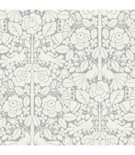 MK1161 - Magnolia Home Artful Prints and Patterns Wallpaper-Fairy Tales