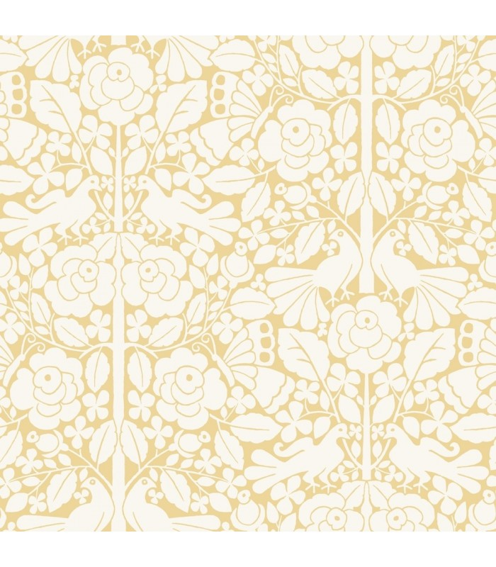 MK1162 - Magnolia Home Artful Prints and Patterns Wallpaper-Fairy Tales