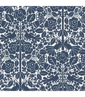 MK1166 - Magnolia Home Artful Prints and Patterns Wallpaper-Fairy Tales
