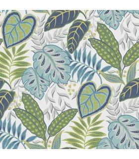 2785-87425 - Signature Wallpaper by Sarah Richardson-Jasmine Botanical