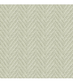 2785-24815 - Signature Wallpaper by Sarah Richardson-Ziggity Woven Herringbone