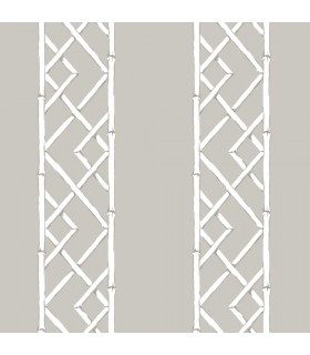 2785-24809 - Signature Wallpaper by Sarah Richardson-Latticework Trellis