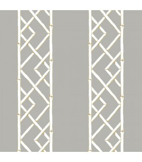 2785-24810 - Signature Wallpaper by Sarah Richardson-Latticework Trellis