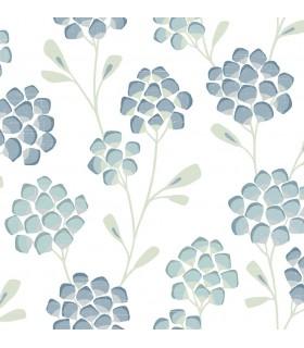 2785-24800 - Signature Wallpaper by Sarah Richardson-Scandi Flora