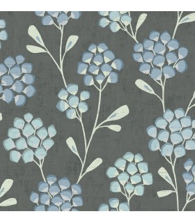 2785-24801 - Signature Wallpaper by Sarah Richardson-Scandi Flora