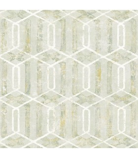 2809-SH01067 - Geo Wallpaper by Advantage-Stormi Geometric