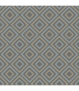 2809-87701 - Geo Wallpaper by Advantage-Horus Diamond Geo