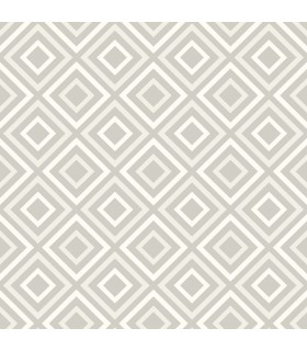 2809-87703 - Geo Wallpaper by Advantage-Horus Diamond Geo