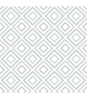 2809-87700 - Geo Wallpaper by Advantage-Horus Diamond Geo