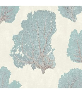 VA1209 - Aviva Stanoff Wallpaper by York-Coral Couture
