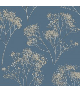 VA1216 - Aviva Stanoff Wallpaper by York-Boho Bouquet