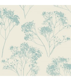 VA1220 - Aviva Stanoff Wallpaper by York-Boho Bouquet