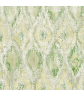 2809-SH01105 - Geo Wallpaper by Advantage-Gilboa Ikat