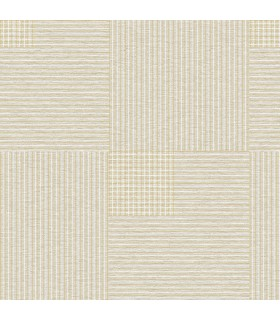 2809-IH18403A - Geo Wallpaper by Advantage-Ronald Squares