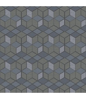 2809-IH18106 - Geo Wallpaper by Advantage-Joanne Blox