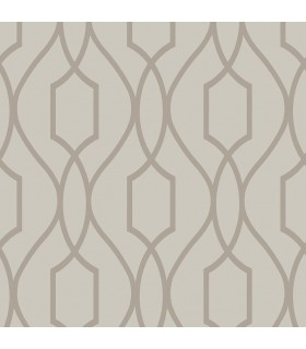2809-87713 - Geo Wallpaper by Advantage-Evelyn Trellis