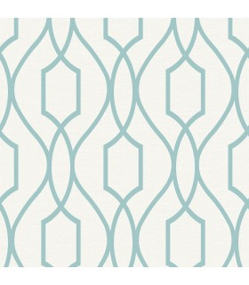 2809-87712 - Geo Wallpaper by Advantage-Evelyn Trellis