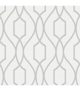 2809-87714 - Geo Wallpaper by Advantage-Evelyn Trellis