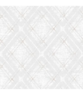 2809-IH20040 - Geo Wallpaper by Advantage-Hadley Argyle Plaid