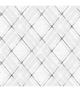 2809-IH20043 - Geo Wallpaper by Advantage-Hadley Argyle Plaid