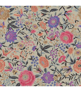 MI10015 - Missoni Home Wallpaper - Oriental Garden