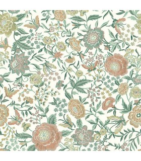 MI10010 - Missoni Home Wallpaper - Oriental Garden
