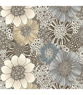 MI10004 - Missoni Home Wallpaper - Anemones Floral