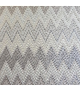 MI10066 - Missoni Home Wallpaper - Zig Zag Multicolor