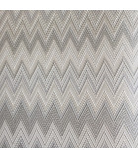 MI10060 - Missoni Home Wallpaper - Zig Zag Multicolor
