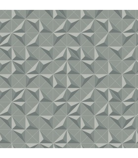 DI4725 - Dimensional Artistry Wallpaper by York-Puzzle Box