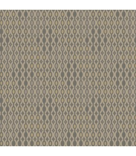 DI4756 - Dimensional Artistry Wallpaper by York-Smoke & Mirrors