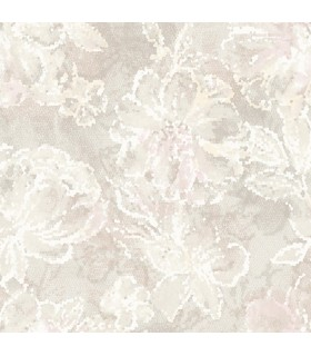 2793-24707 - Celadon Wallpaper by A-Street Prints-Allure Floral