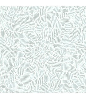 2793-24718 - Celadon Wallpaper by A-Street Prints-Daydream Abstract Floral