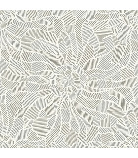 2793-24721 - Celadon Wallpaper by A-Street Prints-Daydream Abstract Floral