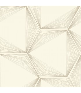 OL2717 - Candice Olson Journey Wallpaper by York-Honeycomb