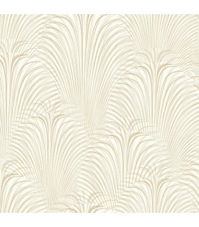 OL2765 - Candice Olson Journey Wallpaper by York-Deco Fountain Metallic