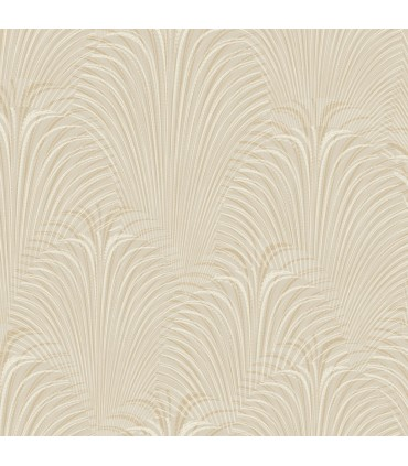 OL2766 - Candice Olson Journey Wallpaper by York-Deco Fountain Metallic